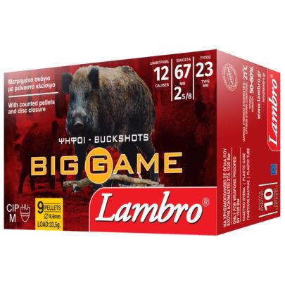 ΦΥΣΙΓΓΙΑ LAMBRO BIG GAME